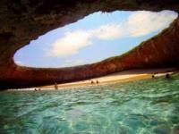 玛丽埃塔岛:藏在小岛