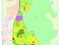 青岛市崂山区午山西侧片区控制性详细规划
