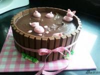 这样的蛋糕你怎么忍心下手