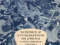 《中国科技史》李约瑟(Science and Civilisation in China, Vol I - Introductory Orientations)