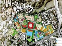 澳大利亚Kelvin Grove 都市村庄及其新都市主义设计