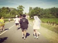 世界上最浪漫的马拉松——法国波尔多红酒马拉松