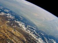 十大太空可见景观 魅力迪拜人工岛