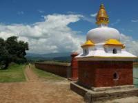 虔诚者之城尼泊尔巴德岗 中世纪王城