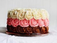 色香味俱全:那不勒斯玫瑰蛋糕