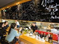 盘点:根据客人要求烹制各种美食的韩国深夜食堂