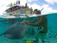 不一样的体验 南太平洋博拉博拉岛