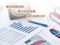 一套完整企业财务报表模型图